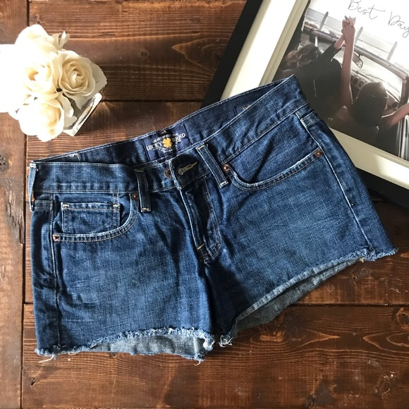 """Lucky Brand Pants - Lucky Brand """"The Cut Off"""" Shorts, Size 0/25"""